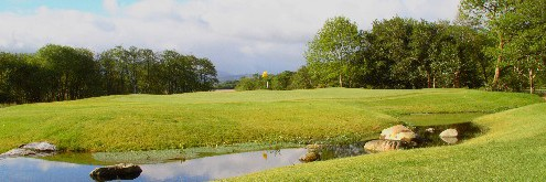 Killarney Killeen Course 6th Hole