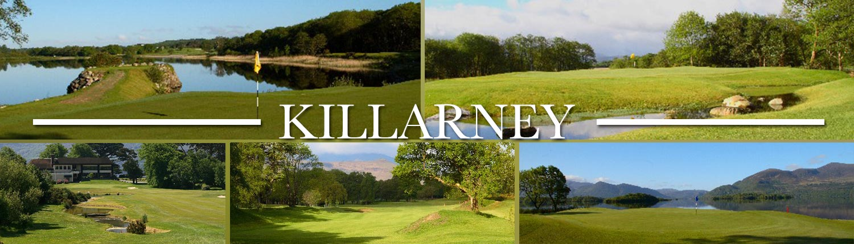 Killarney Killeen Course