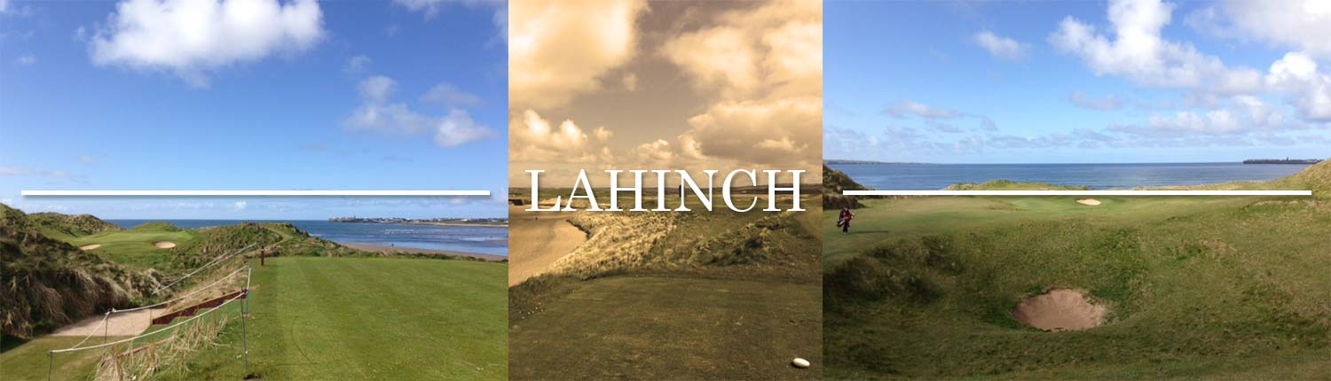 Lahinch Golf Club Banner