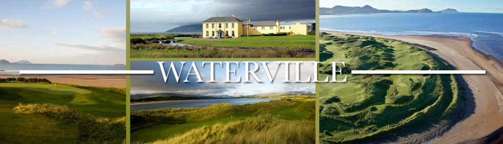waterville golf links collage