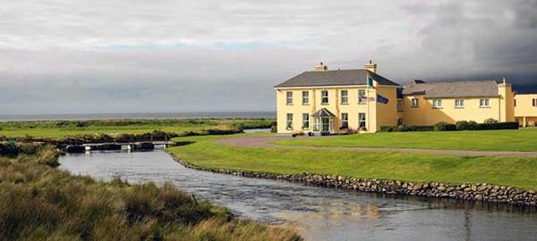 Waterville Golf Links House, Irish Golf Academy