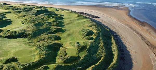 Waterville Golf Links 16th Hole, Irish Golf Academy